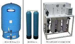 AQUA SOLUTIONS Model: RODI-2000-03AL - High Flow Type I Analytical Grade Low TOC RO+DI System