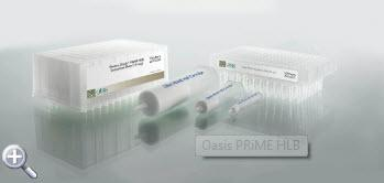 Waters Oasis Sample Extraction Products