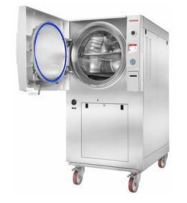 Heidolph Tuttnauer Hybrid Pre & Post Vacuum Unit