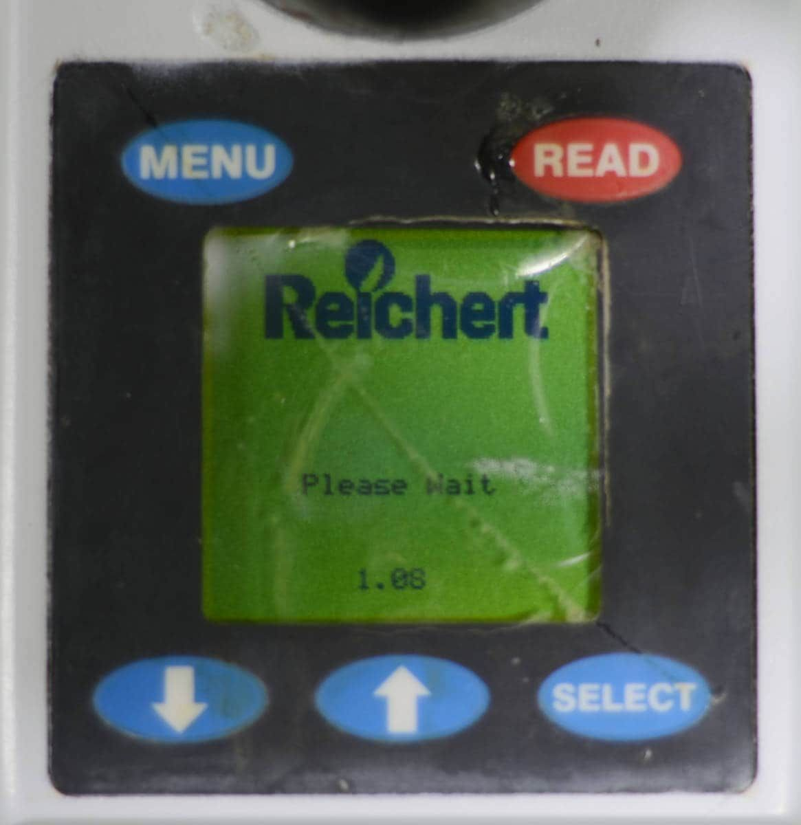 Reichert     Arias 500 , Automatic, dual-array, transmitted-light refractometer