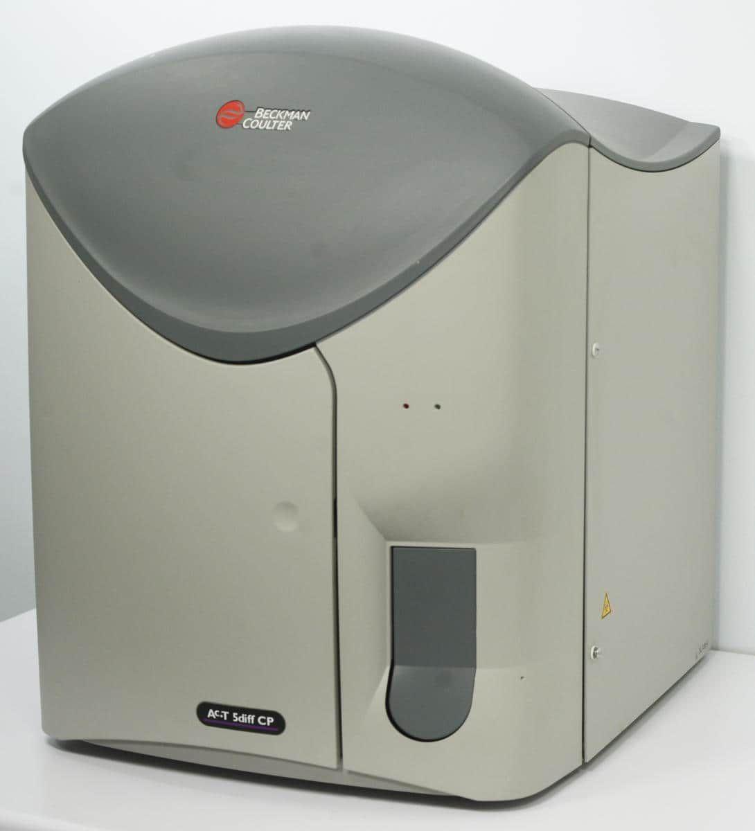 Beckman Coulter Act Diff 5 CP  (Cap Pierce) Hematology Analyzer