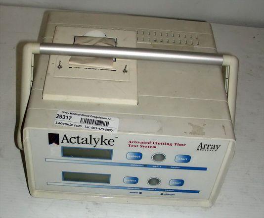 Array Medical Actalyke A2P Blood Coagulation Analyzer | For