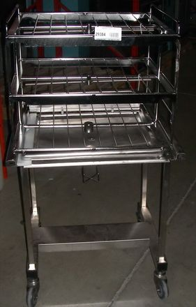 Autoclave Loading Cart
