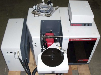 Varian SpectrAA 220Z Atomic Absorption Spectrometer FURNACE SYSTEM with Varian SpectrAA 220Z Auto Sa