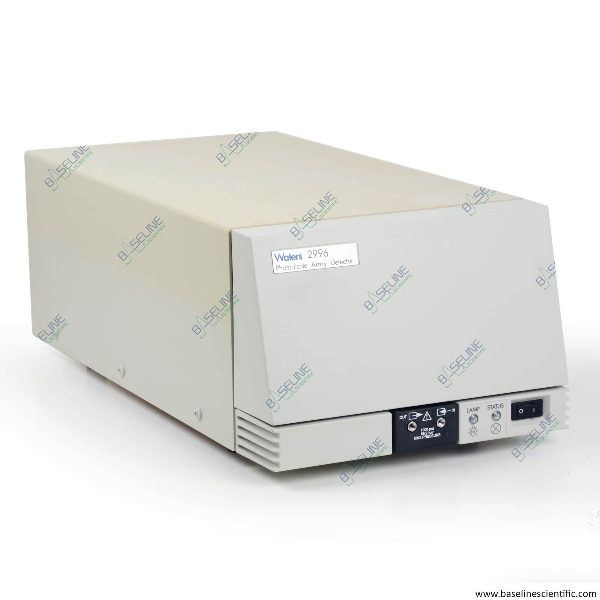 Refurbished Waters 2996 Photodiode Diode Array Detector with ONE YEAR WARRANTY