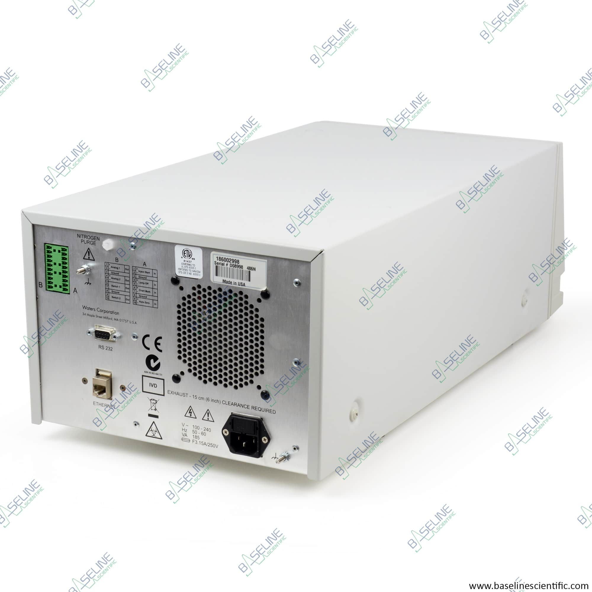 Refurbished Waters 2998 Photodiode Array Detector with ONE YEAR WARRANTY