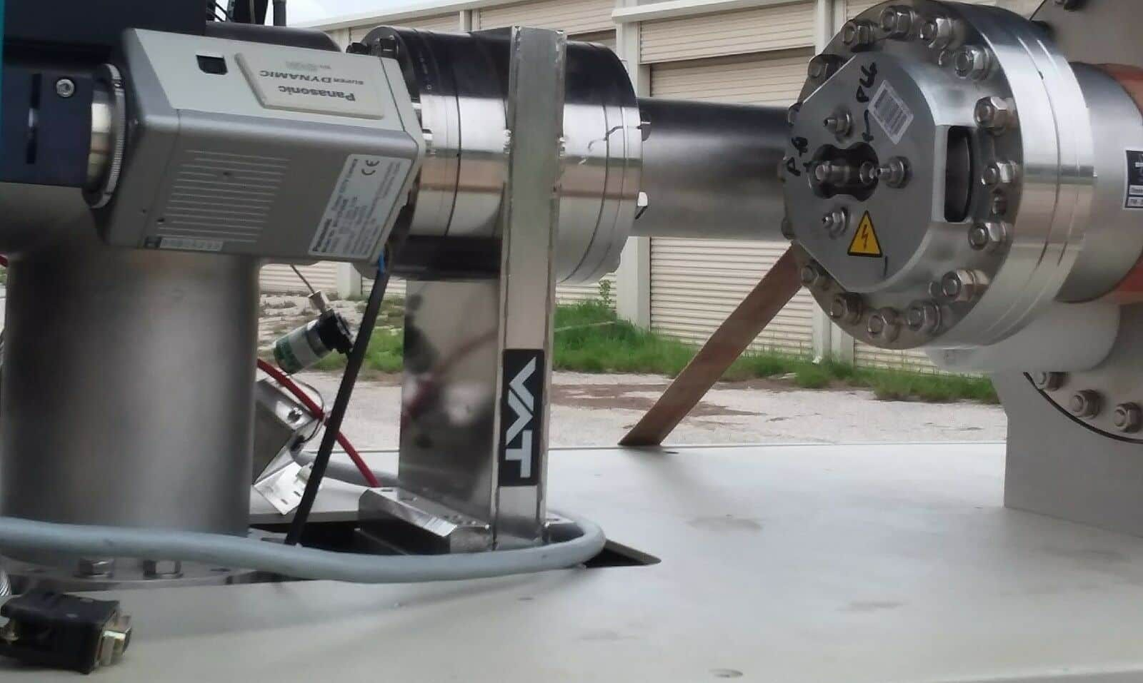 Bruker Reflex III Scout 384 MALDI-ToF Mass Spectrometer 2GHz blazers Ajax Cathode
