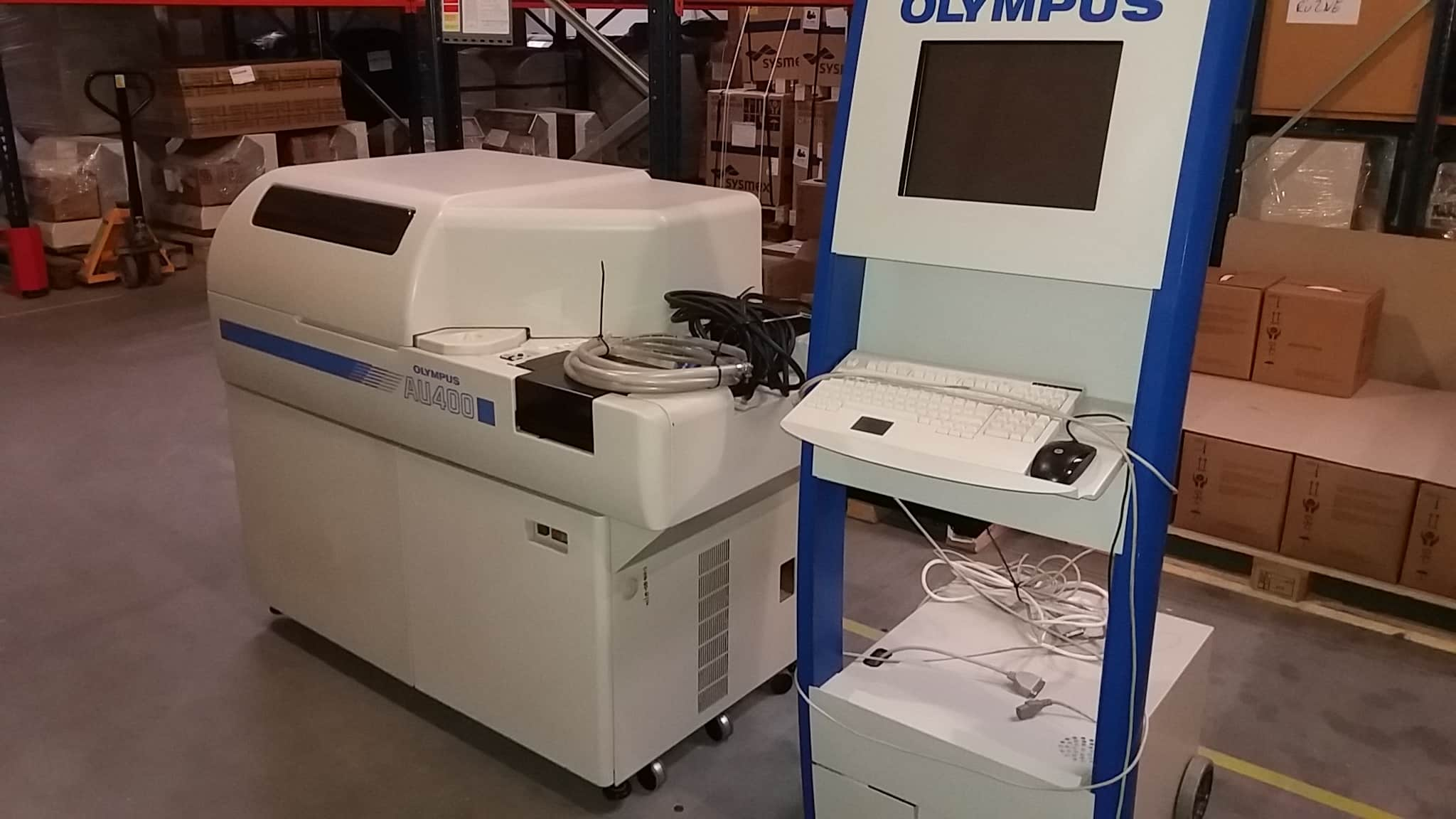 Beckman Coulter Olympus AU 400