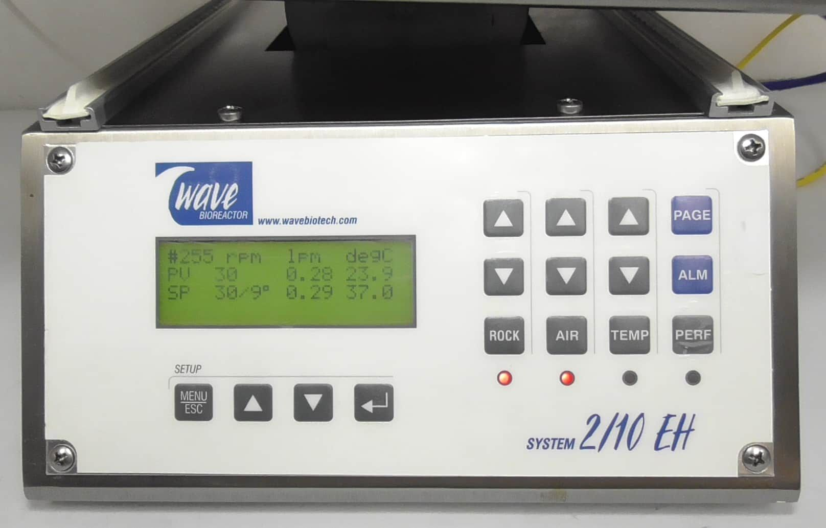 Wave Biotech 2/10 EH (Model Base2EH) Bioreactor