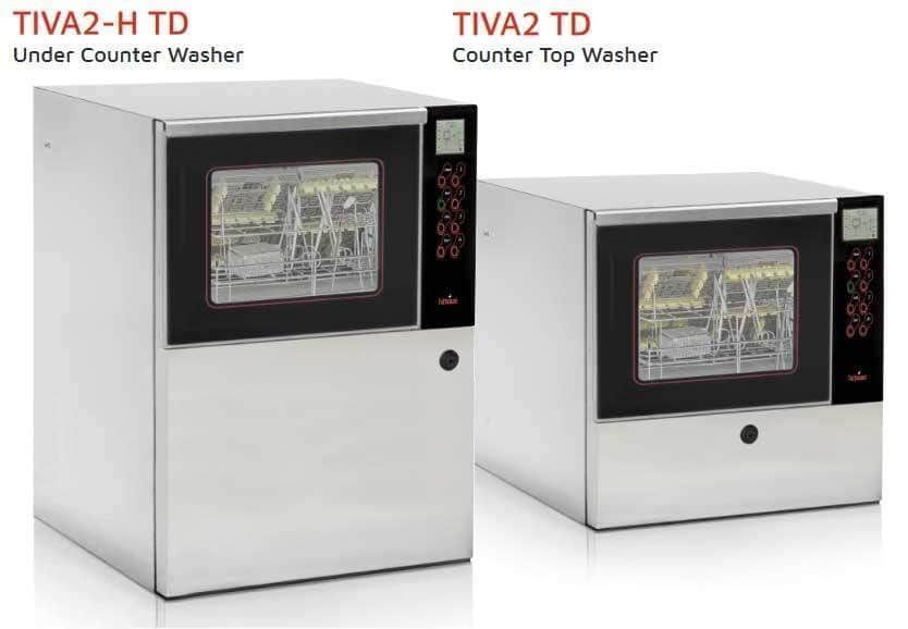 Tuttnauer Tiva2 Series Washer Sterilizer For Complex Instruments - Rebate Promotion Included