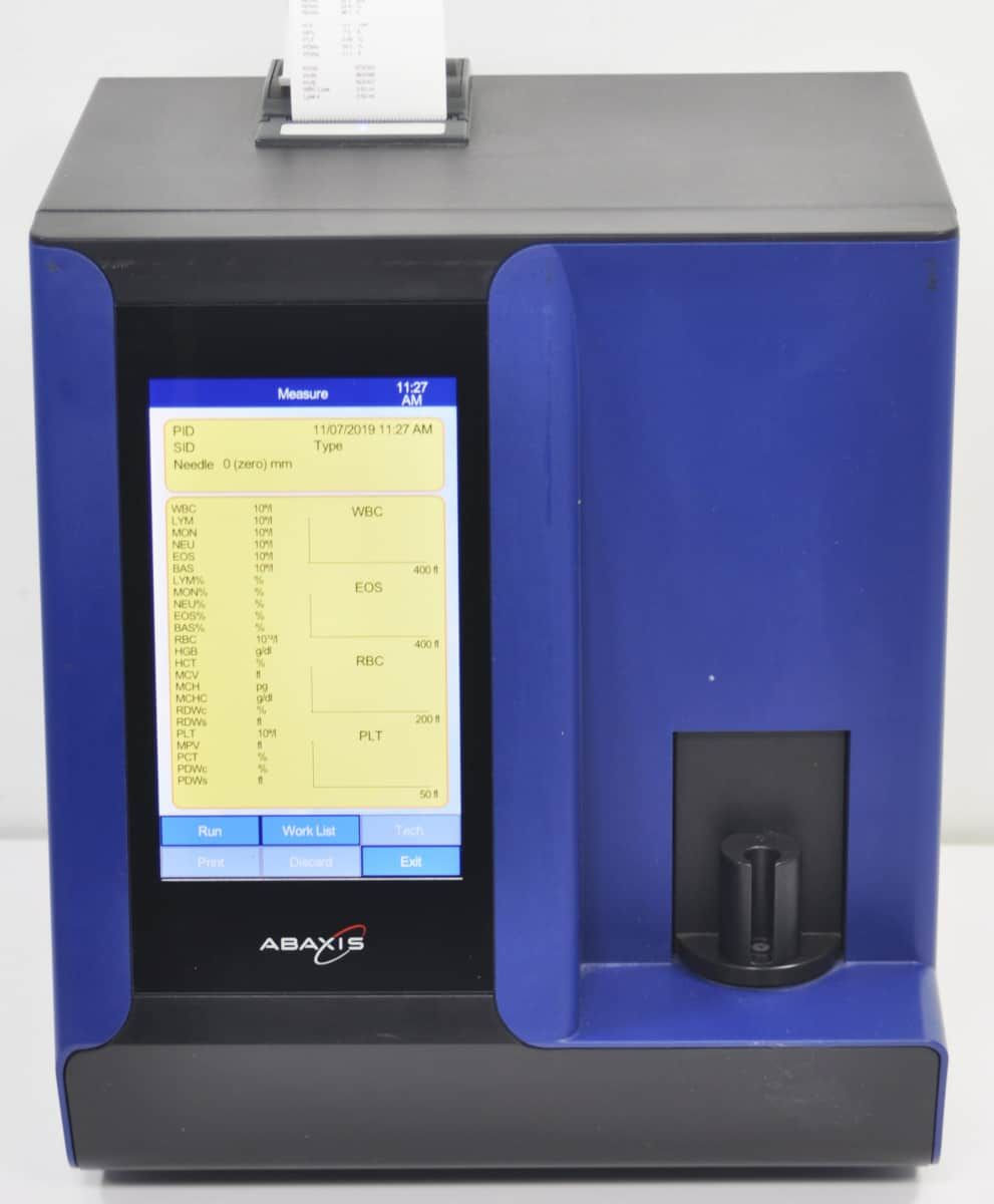 Abaxis VetScan HM5 Hematology Analyzer *** Ready to Operate ***