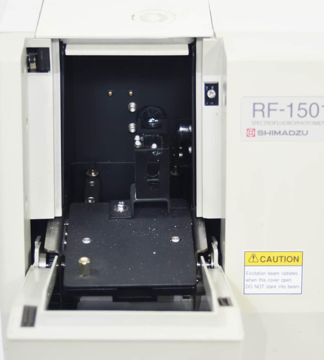 SHIMADZU RF-1501 Spectrofluorophotometer