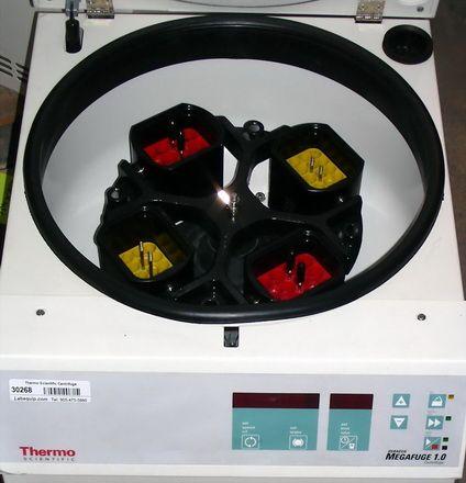 Thermo Scientific Megafuge 1.0 Bench-model Centrifuge
