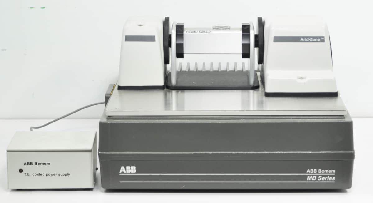 ABB Bomem   MB160D   FTIR Spectrophotometer