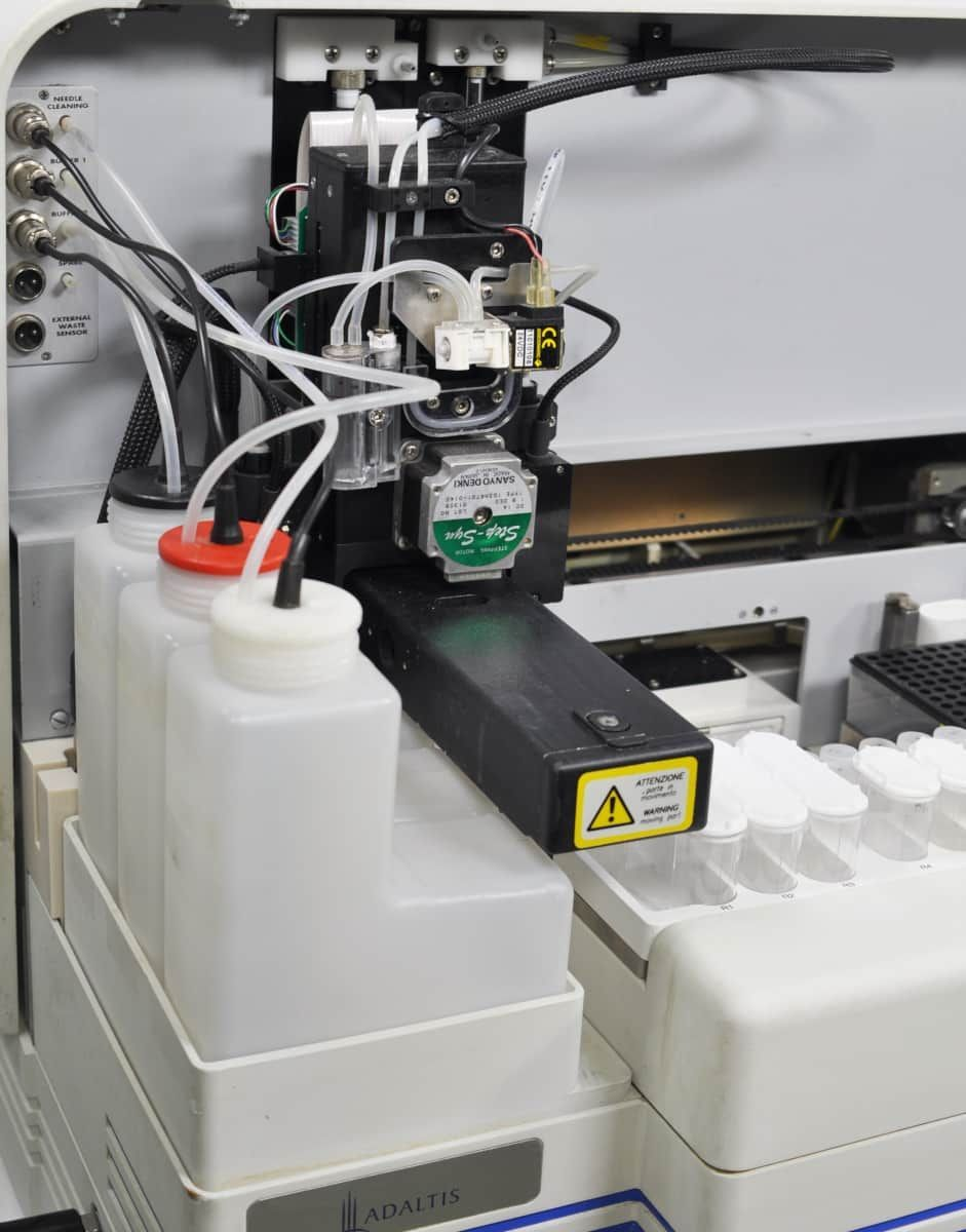 Adaltis    Automatic analyser for immunoassay    Personal Lab