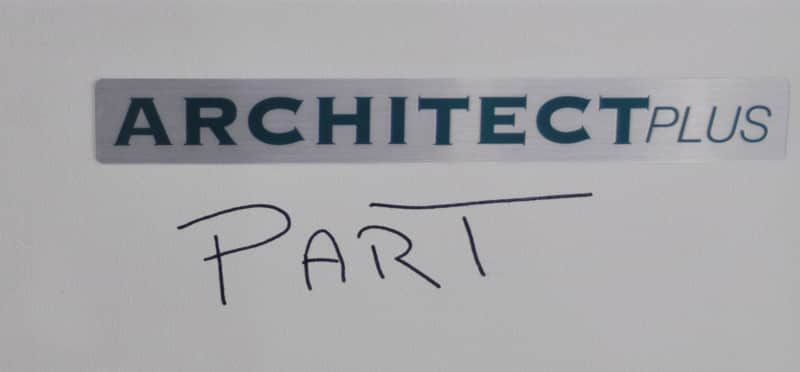 Lot of 9 Abbott Architect  Processing Module *** In used when removed ***