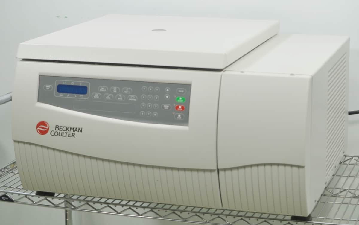 Beckman Allegra X-15R Centrifuge ***Ready to Operate***