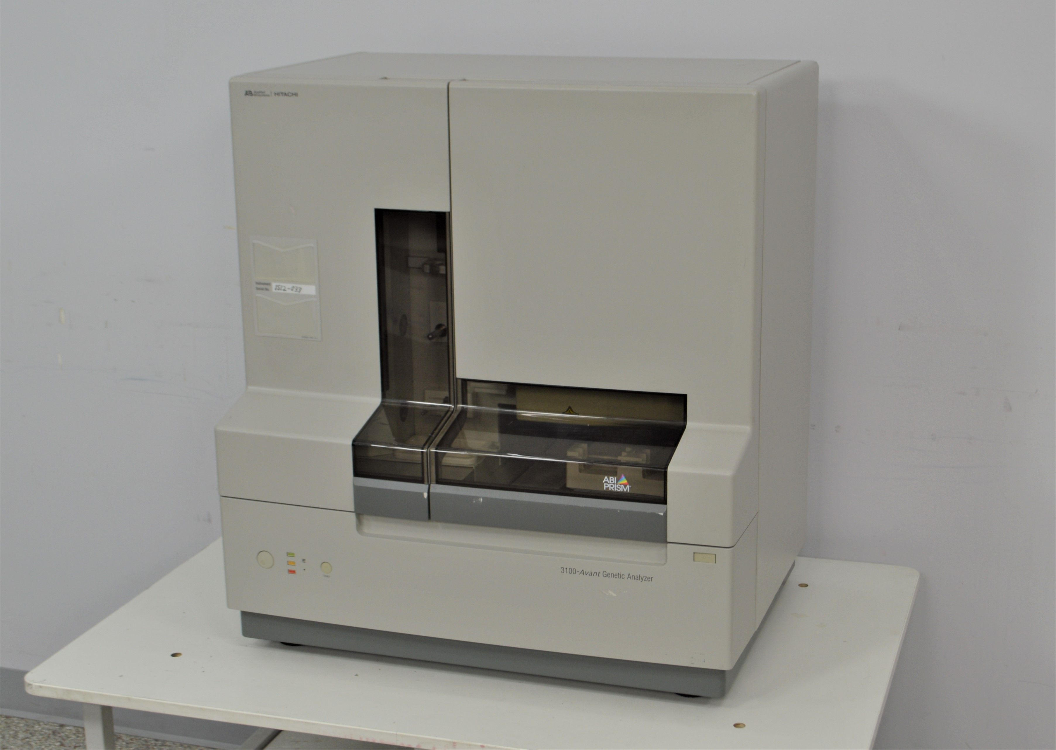 ABI Prism 3100 genetic analyzer (DNA Sequencer) Certified with Warranty