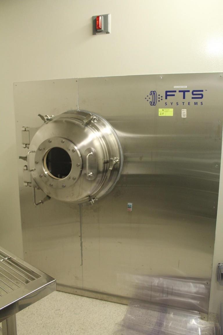 8 Sq Ft FTS Systems, LyoPilot Freeze Dryer, 316L S/S
