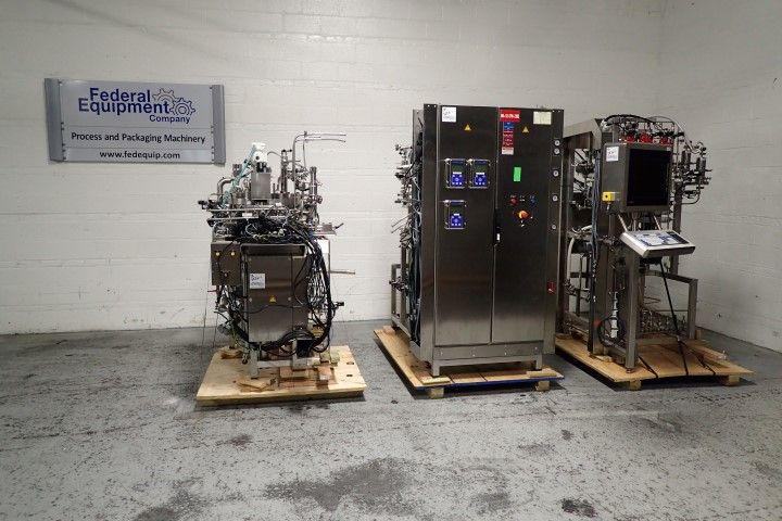 80 Liter Pierre Guerin Bioreactor, 316 S/S, 4/6 Bar