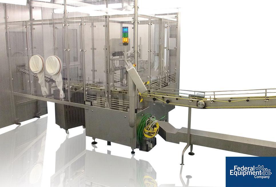 Bausch & Stroebel Syringe Filler, Model SFM 5110