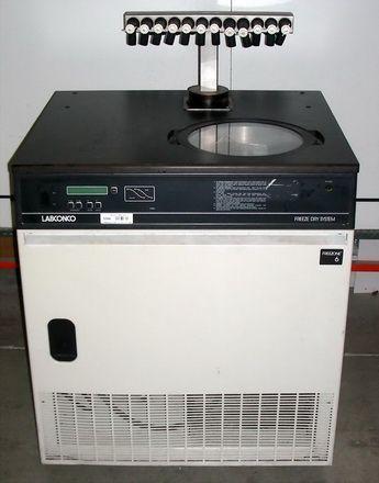 Labconco Freezone 6 (77530-00) Floor-model Freeze Dryer