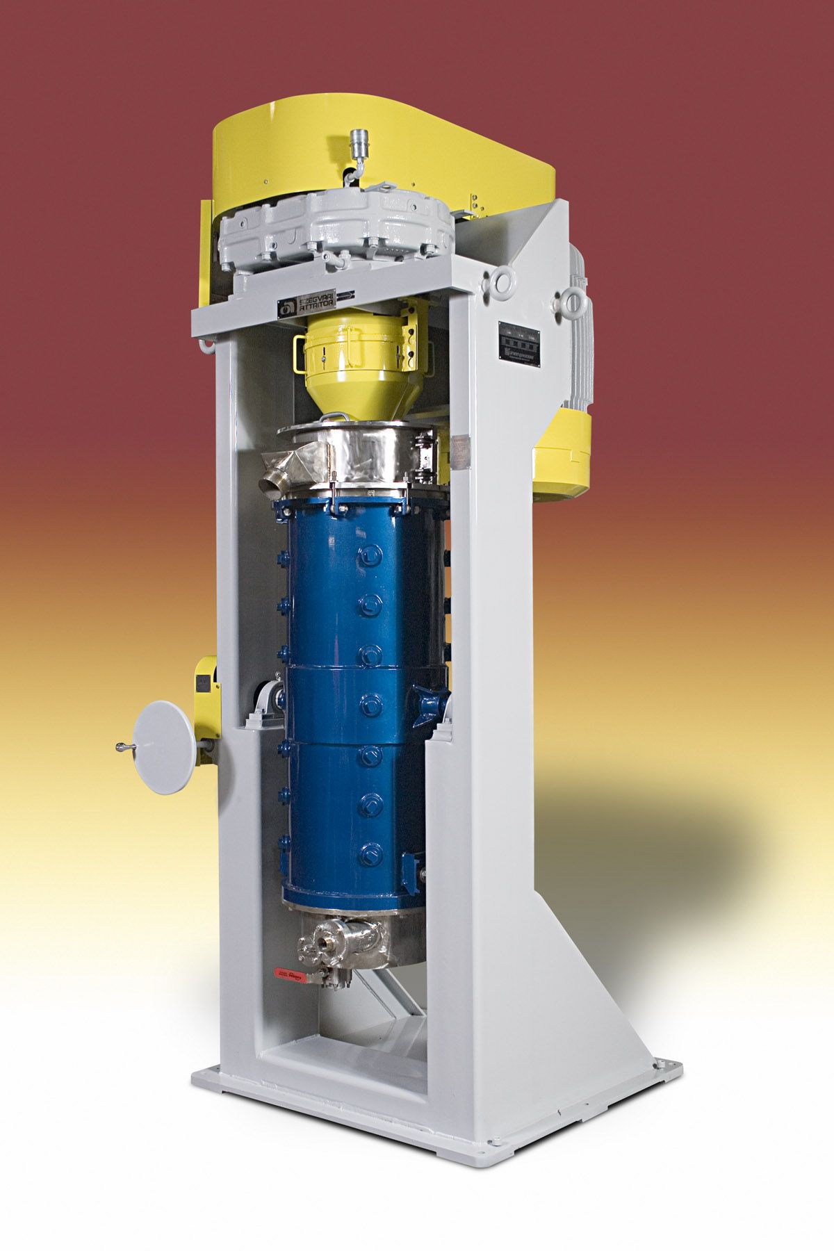 C-40 Large Continuous Attrition Mill