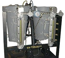 New Myers Vacuum Falling Film Evaporator