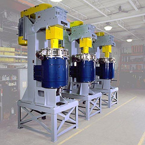 QL-100 Attritor for the Milling of Specialty Inks