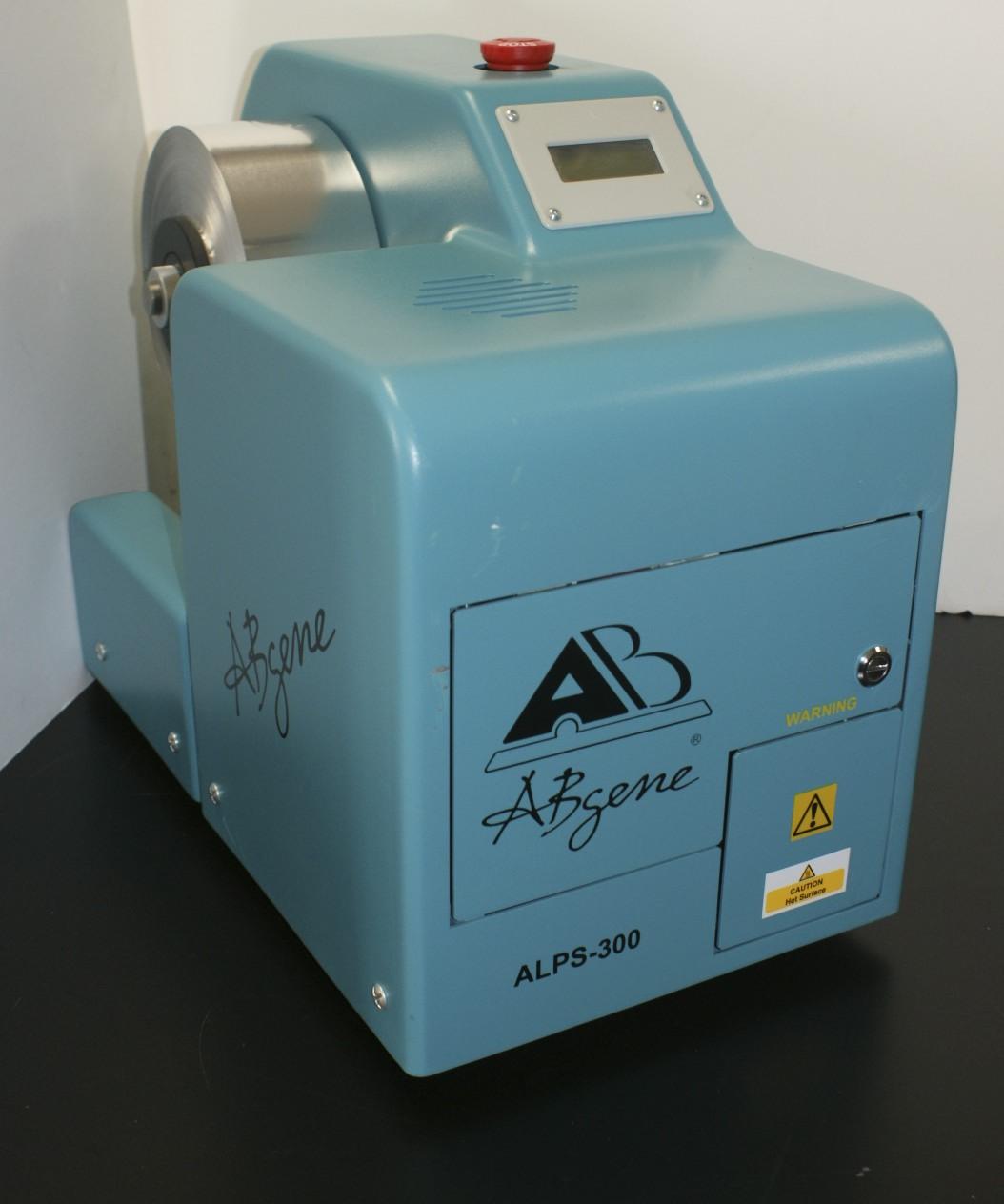ABGene ALPS-300 Microplate Sealer ABGene ALPS300 AB Gene ALPS-300 AB Gene ALPS300 used nice