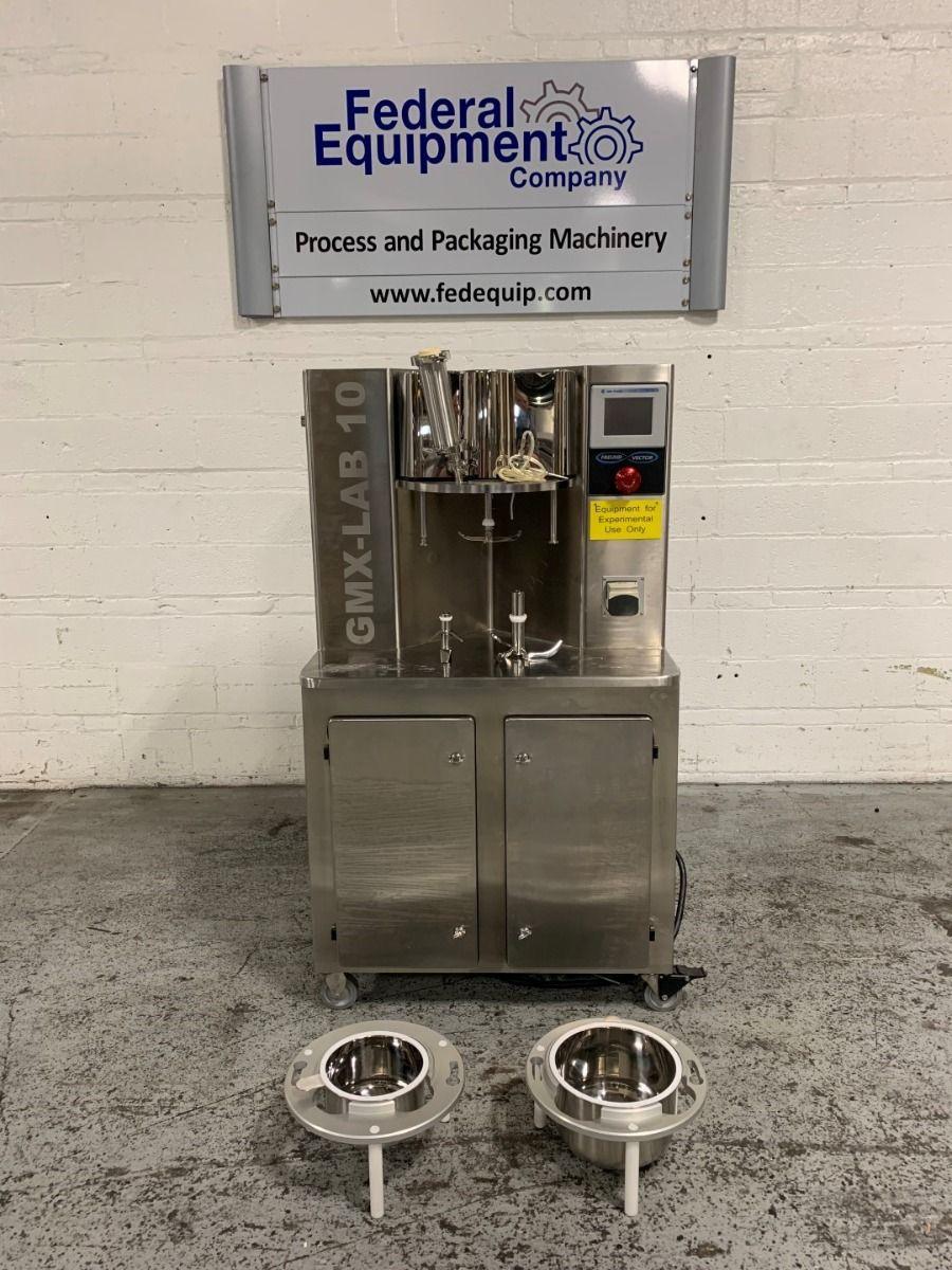 10 Liter Vector High Shear Mixer, S/S, Model GMX-Lab 10