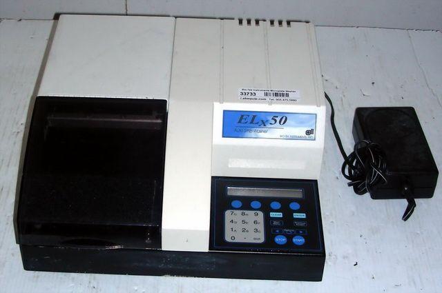 BioTek Instruments ELx50 Microplate Washer (Elisa Washer)