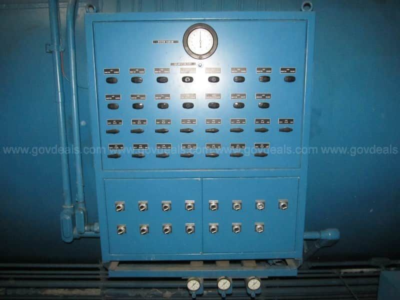 1991 Baron Electrically Heated Autoclave