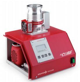 HiCube Eco Complete Benchtop Turbomolecular Pump Station