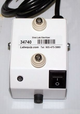Shel-Lab BACLOOP-1 Sterilizer for Transfer Loops