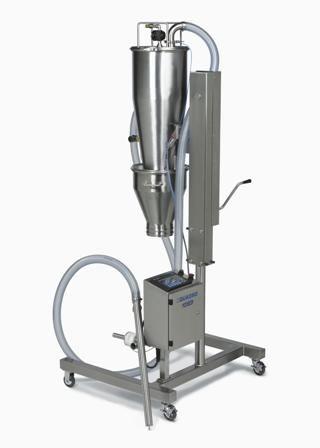 New Quadro Vac Sanitary Pneumatic Conveyor