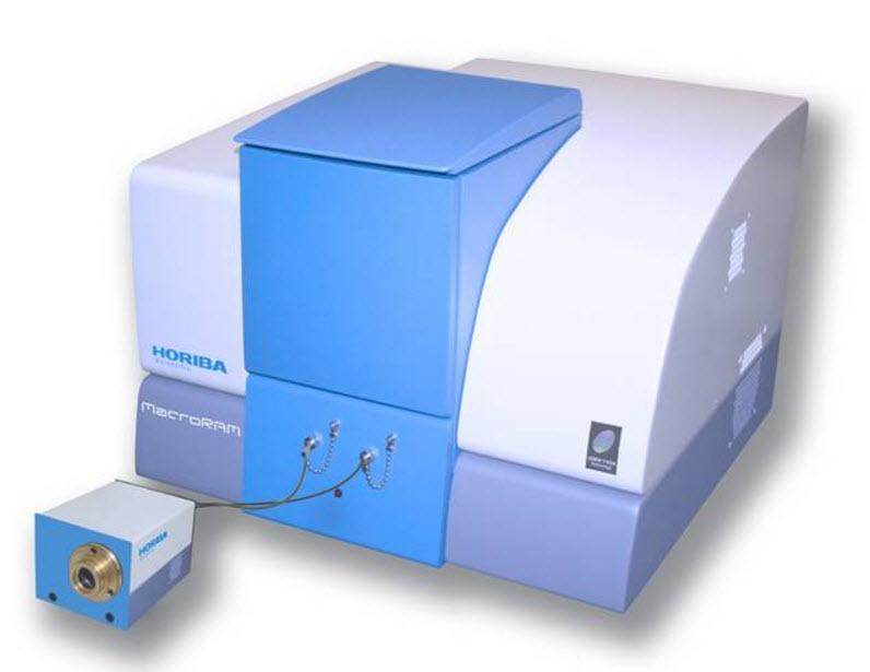 HORIBA Scientific New MacroRam  Raman Spectrometer