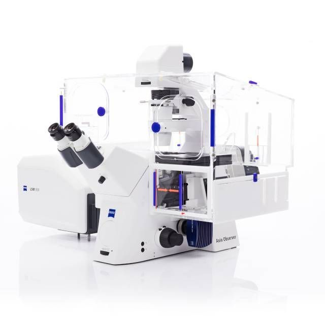 ZEISS Axio Observer Inverted Microscope for Research