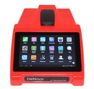 DeNovix DS-C Cuvette Spectrophotometer