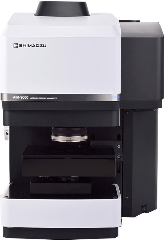 Shimadzu AIM-9000 Infrared Microscope