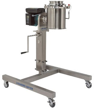 Introducing the Quadro® Sifter for Delumping