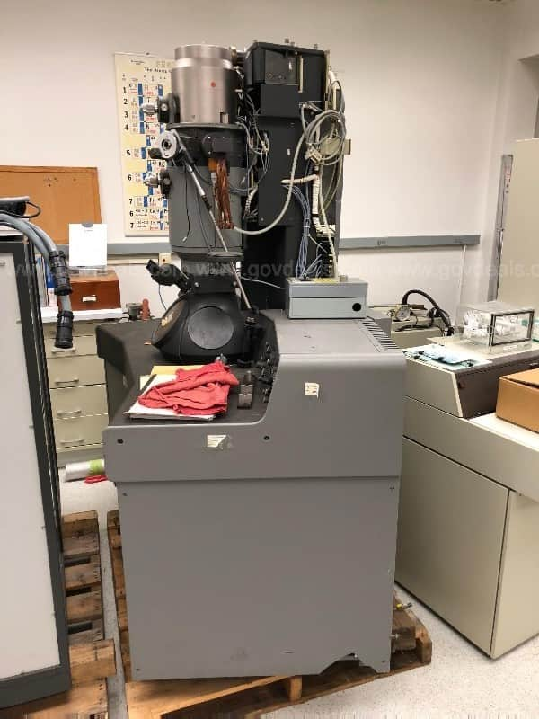 Philips EM-430 Transmission Electron Microscope, CU Boulder Surplus