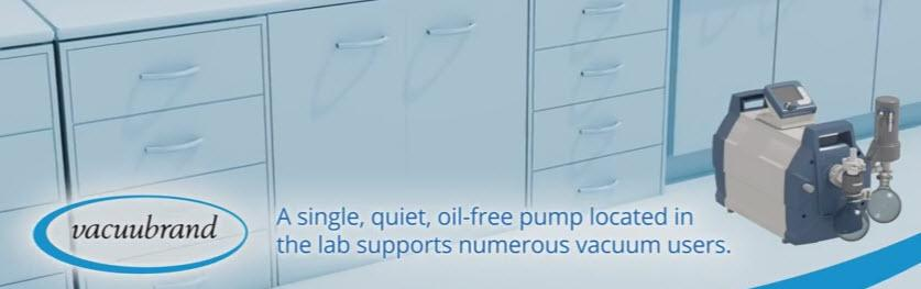 Lab vacuum systems for new and renovated lab spaces that provide deep, stable vacuum supply, and mit