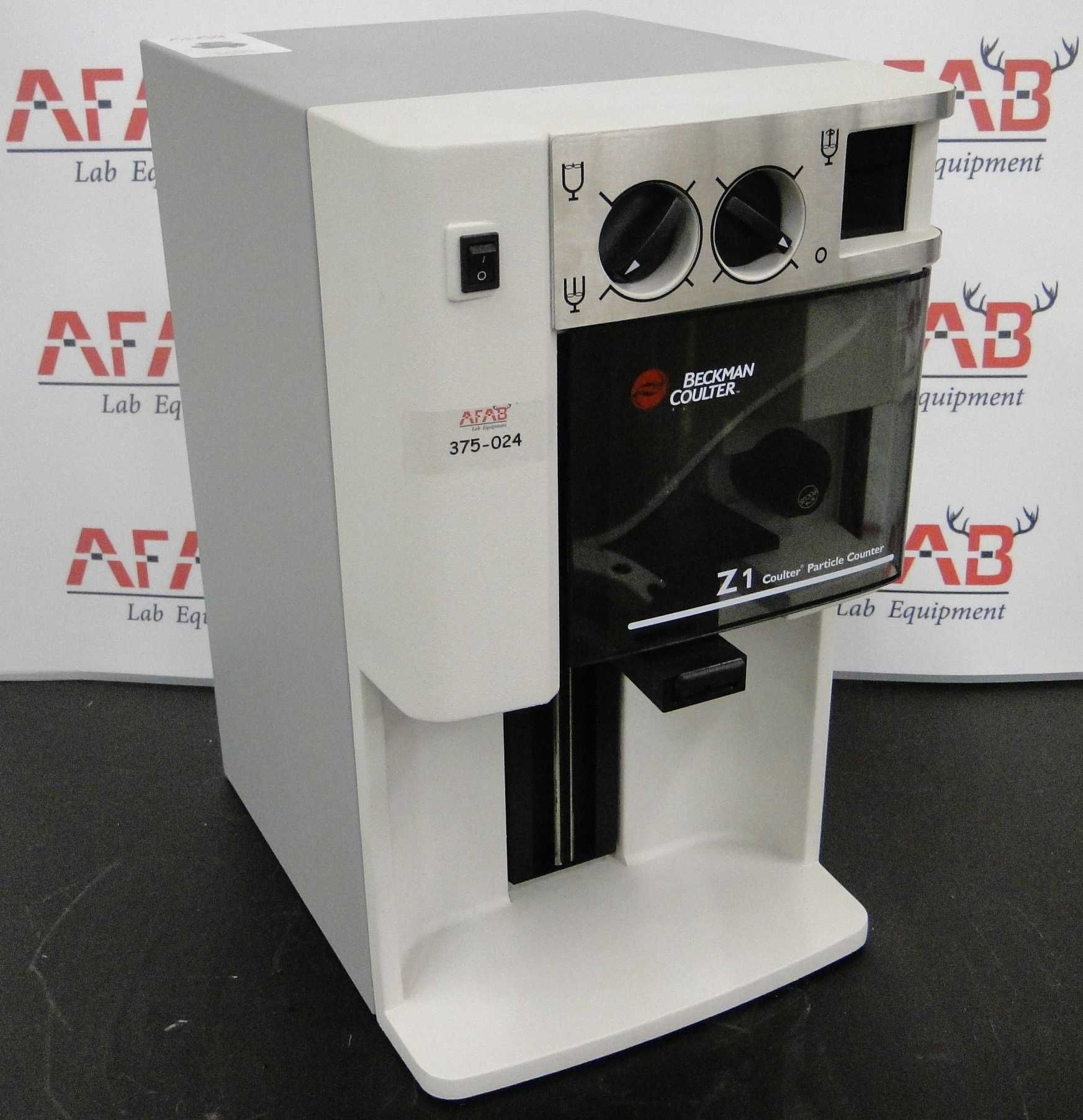 Beckman Coulter Particle Counter Z1-D