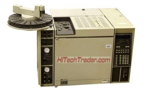 HP 5890 Gas Chromatograph for ms mass spec 11118