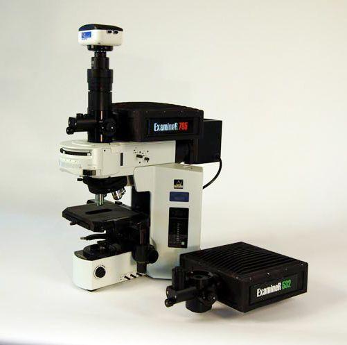 ExamineR High Performance Raman Microscope