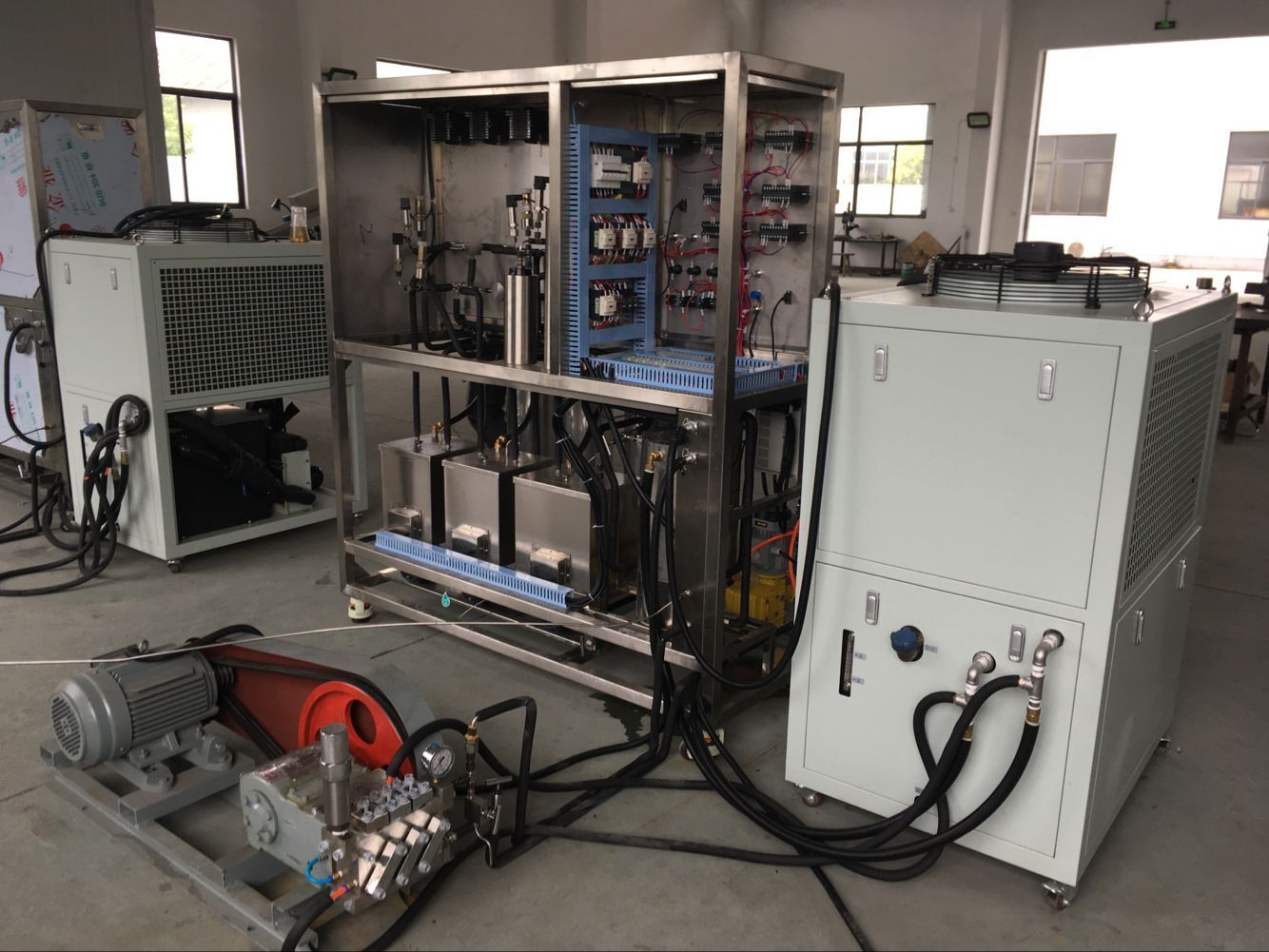 C02 Closed Loop Extraction system, SES 5L, NEW
