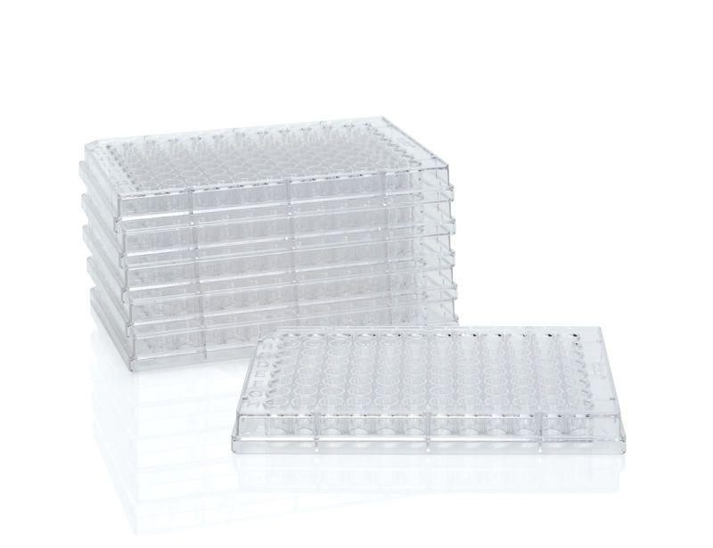 Corning® 96-Well High-Binding Flat-Bottom Microplate