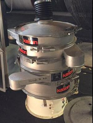 "Equipment Xchange KASON 24""  4 Deck Stainless Steel"