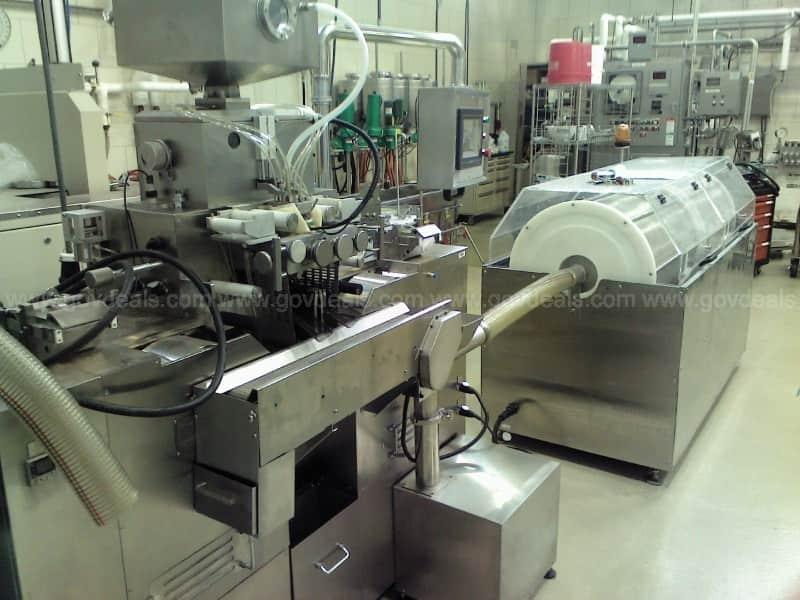 "CapPlus Technologies 4"" R&D Softgel Encapsulation System"